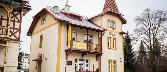 Penzion Růža Luhačovice 1115096746