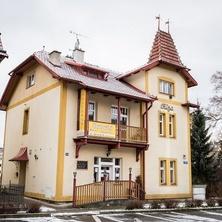 Penzion Růža - Luhačovice