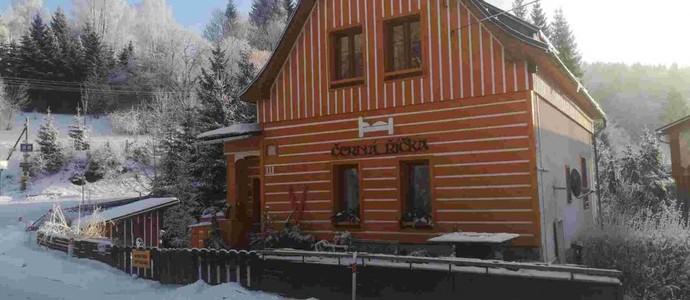 Apartmány Černá Říčka Desná