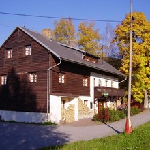 Penzion Bázum Horní Vltavice