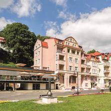 Hotel Astoria-Jáchymov-pobyt-Relaxační týden