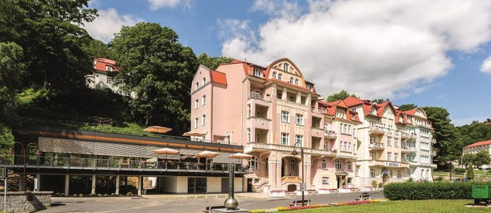 Hotel Astoria Jáchymov