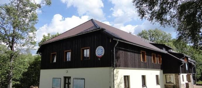 Chata KČT Prášily Sušice