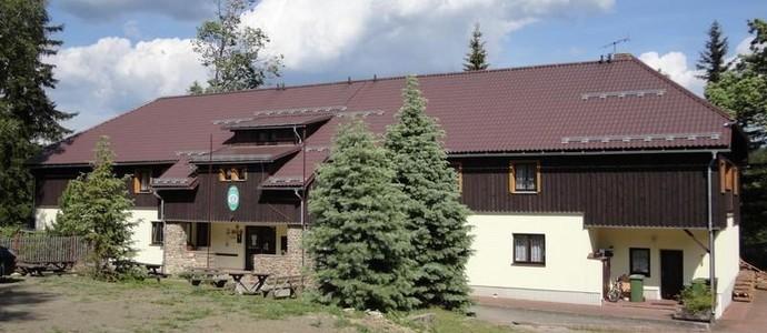 Chata KČT Prášily Sušice 1112341190