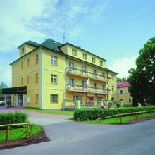 Lázeňský hotel Jirásek Konstantinovy Lázně