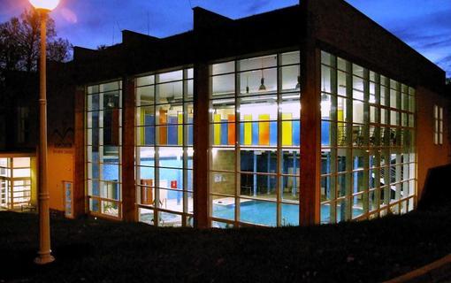 Lázeňský hotel Jirásek Wellness centrum Konstantin