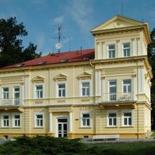 Lázeňský dům Mánes Konstantinovy Lázně