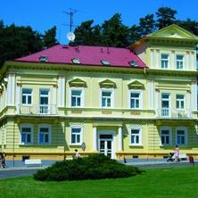 Lázeňský dům Mánes - Konstantinovy Lázně