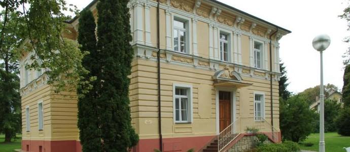 Lázeňský dům Palacký Konstantinovy Lázně