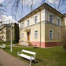 Lázeňský dům Palacký Konstantinovy Lázně 1117324120