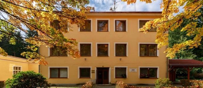 Lázeňský dům Marie Konstantinovy Lázně 1136690891