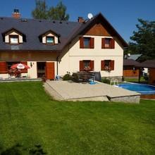 Horská chata Esty Bělá pod Pradědem