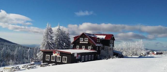 Horská chata Krakonoš Černý Důl