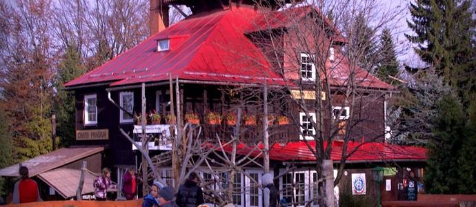 Chata Prašivá Vyšní Lhoty 1133443117