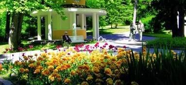Lázeňský hotel Jirásek-Konstantinovy Lázně-pobyt-Lázně na zkoušku