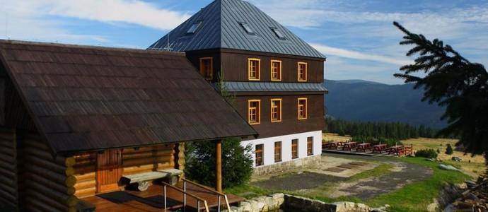 Dvořákova bouda Špindlerův Mlýn