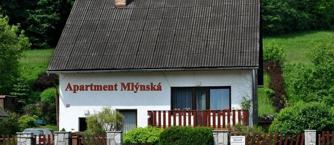 Apartment Mlýnská Jeseník 1111538652