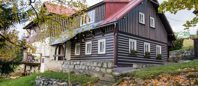 Horská chata Barka Benecko