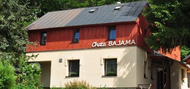 Chata Bajama Bedřichov