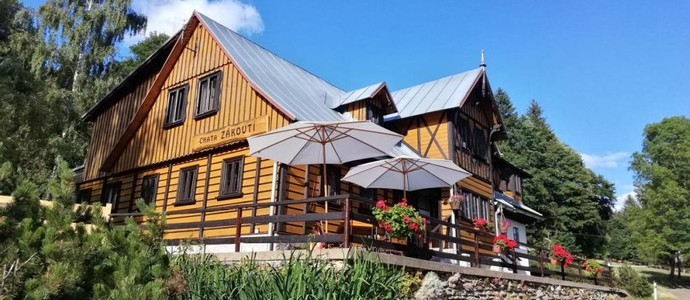 Chata Zákoutí Vítkovice 1121709740