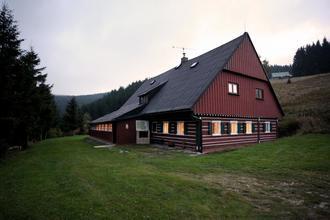 Horská chata UK FTVS v Horní Malé Úpě Malá Úpa