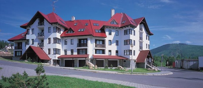 M+M apartmán Harrachov