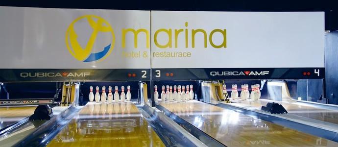 Marina hotel & restaurace Heřmanův Městec 1151269905
