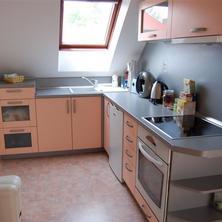Apartmá Deluxe- kuchyň