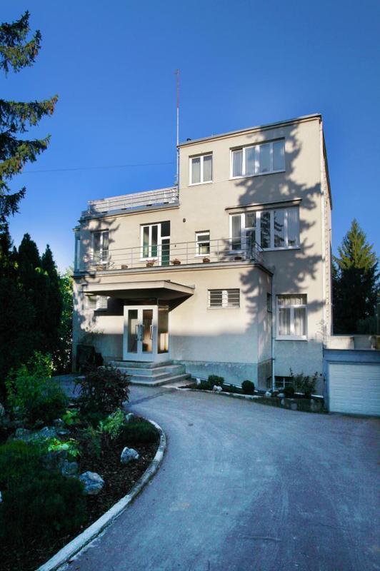 Ubytování v Brně 1