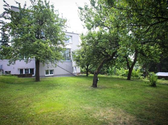Ubytování v Brně Zahrada