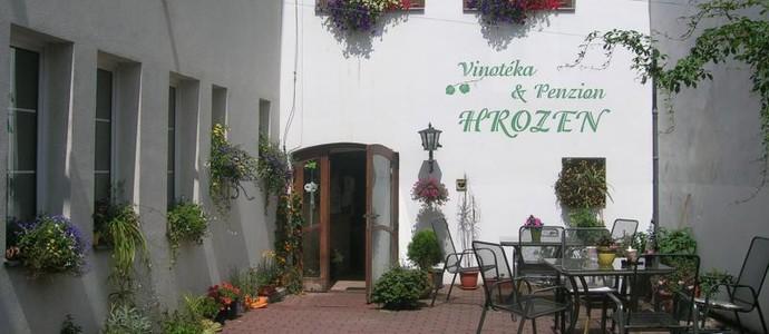 Penzion Zlatý Hrozen Kroměříž