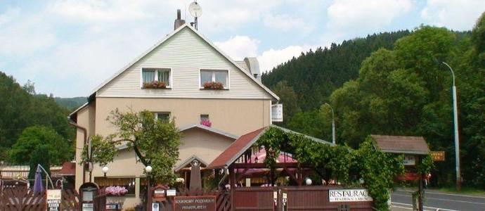 Penzion 54&restaurace Ostrov