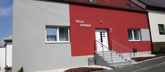 Villa Joanna Františkovy Lázně