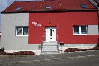 Villa Joanna Františkovy Lázně 45699764