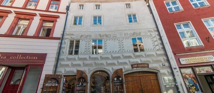 Apartmány Latrán 43 Český Krumlov