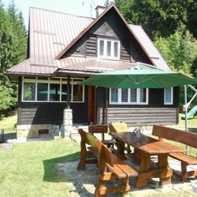 Chata s vířivkou a dětskou hernou Horní Bečva 1111502108