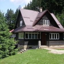 Chata s vířivkou a dětskou hernou Horní Bečva