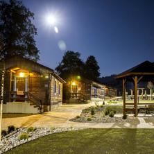 Domčeky v RZ Dunajec Village