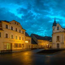 Penzion Panský dům Rožmitál pod Třemšínem