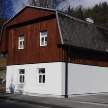 Baťův domek Malá Morávka