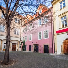 Tyn Yard Residence Praha