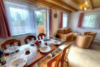Apartmány Nad rybníky Horní Planá 43308894