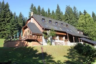 Horský hotel Vidly Vrbno pod Pradědem