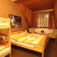 Dámská jízda v Horském hotelu Vidly