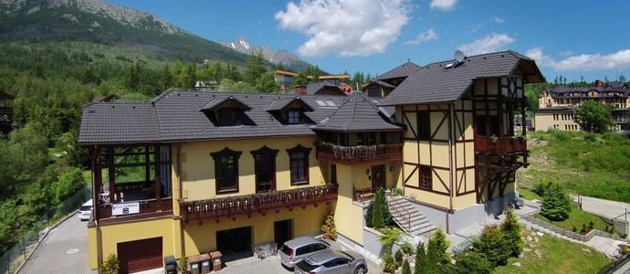 Villa Kunerad Starý Smokovec 1134894469