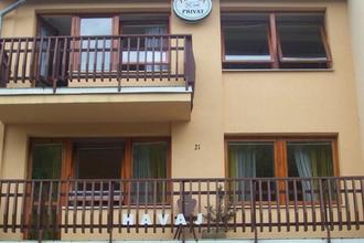 Pension Havaj Karlovy Vary