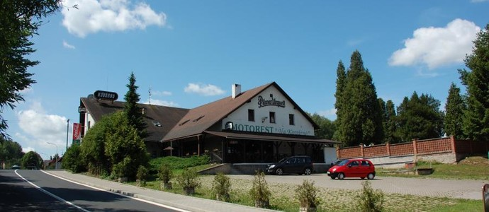 Motel Na Kovárně Dolní Branná 44764638