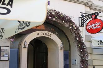 Hotel U RYTIRE Mělník 47177492