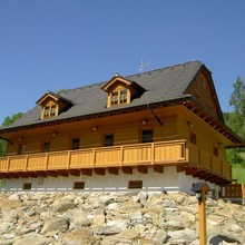 Chata 7 dvorů Vernířovice
