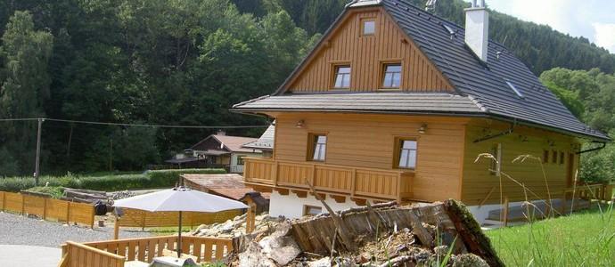 Chata 7 dvorů Vernířovice 1134898781